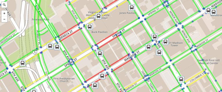 El sitio permite una fácil navegación con las indicaciones claramente coloreadas y señaladas.