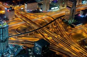 El impacto del crecimiento en el Medio Oriente se verá en el tránsito, la distribución de agua y energía.