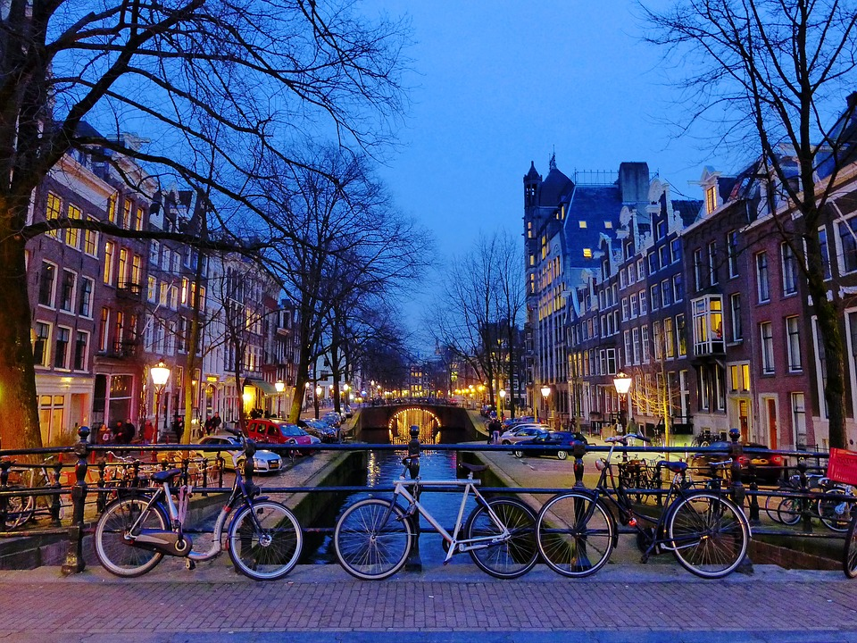 Refuerza Ámsterdam la idea de ser la mejor ciclo-ciudad del mundo