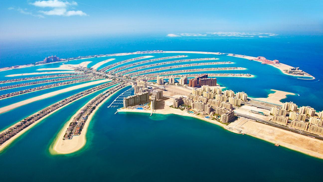 Destacan islas artificiales en Dubai