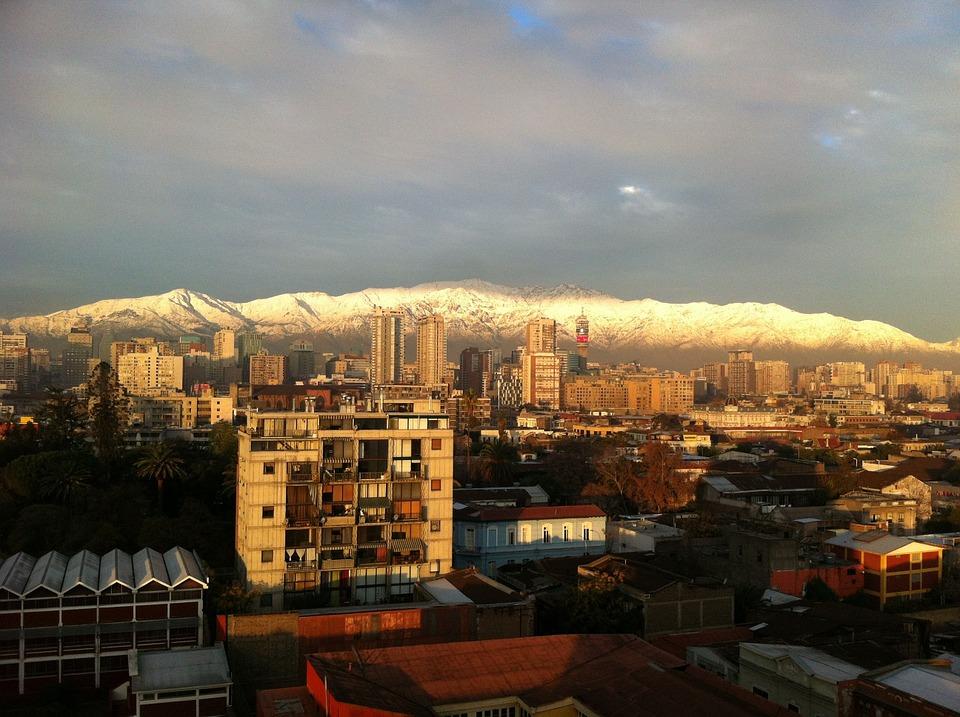 Chile establece calles exclusivas para buses