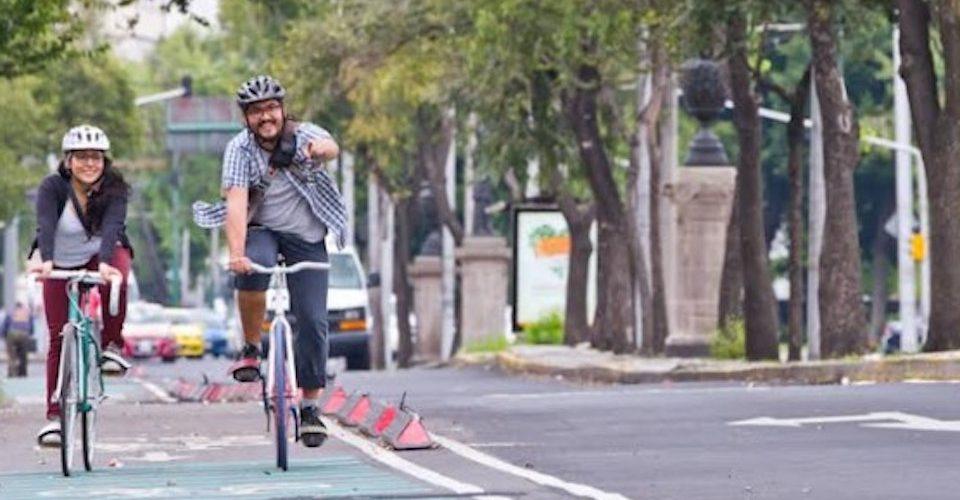 Corre riesgo la salud ciclista en las ciudades modernas