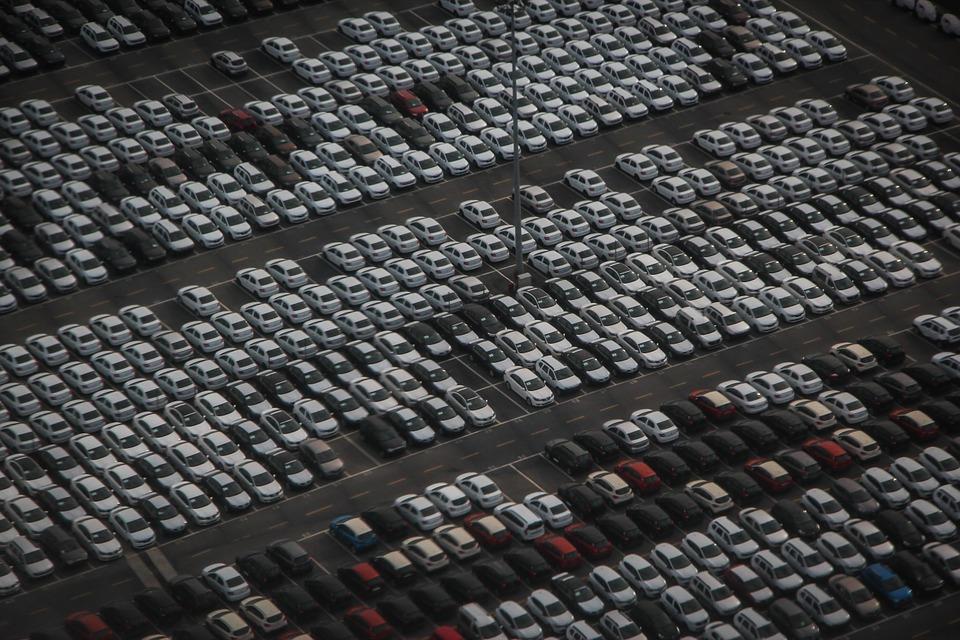 Convocan a concurso para menos cajones de estacionamiento en la CDMX