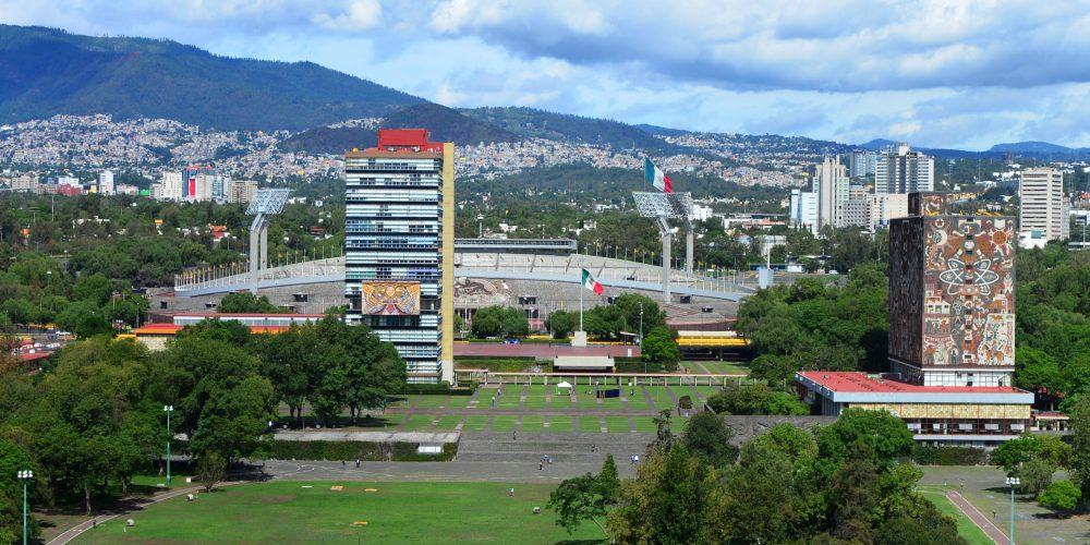 Ciudad Universitaria, el campus universitario más bello de Latinoamérica