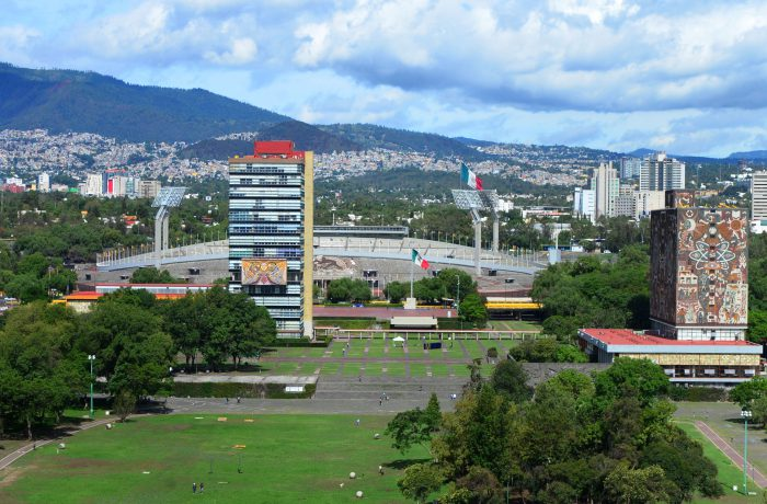 Ciudad Universitaria, el campus universitario más bello de Latinoamérica