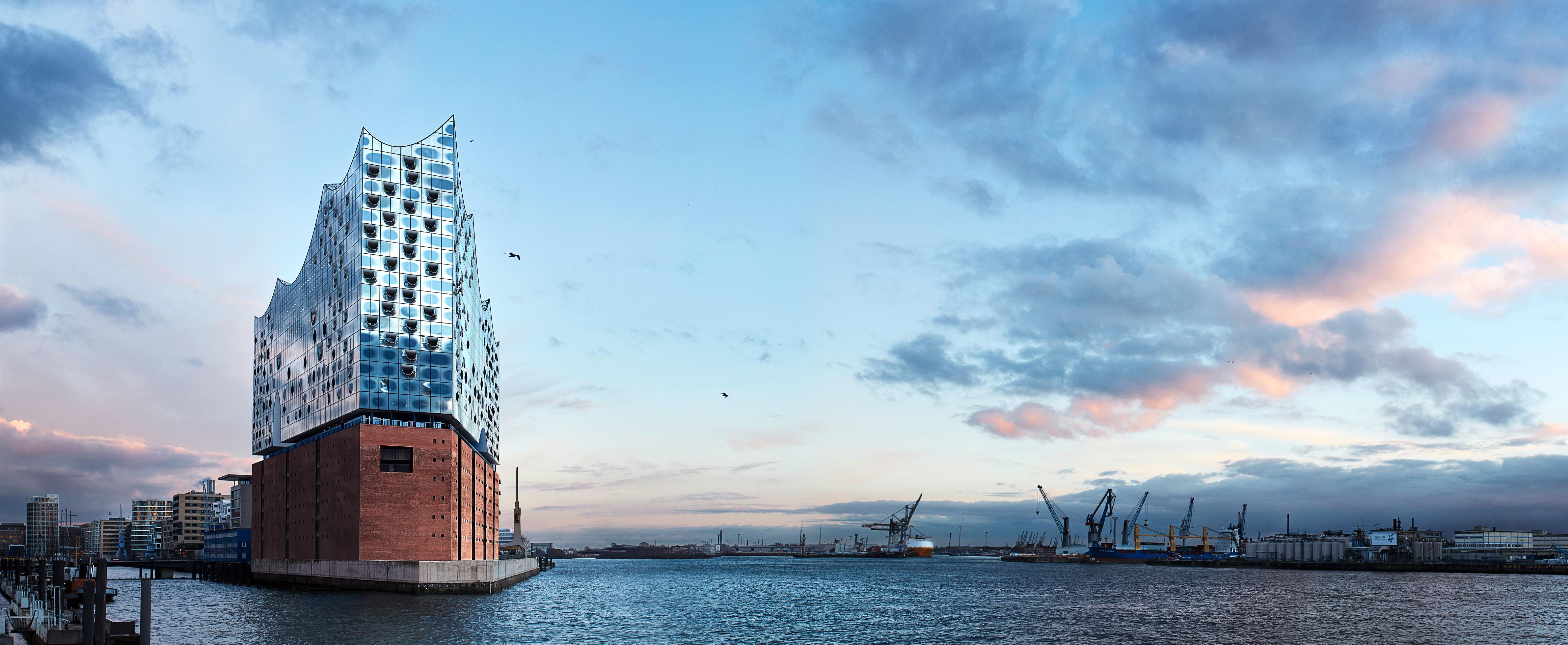 Se estrena hito arquitectónico: la Elbphilharmonie