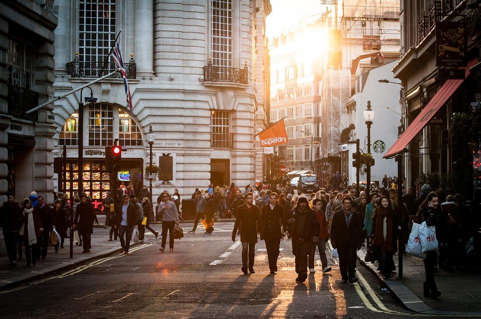 Caminar, el futuro de las ciudades
