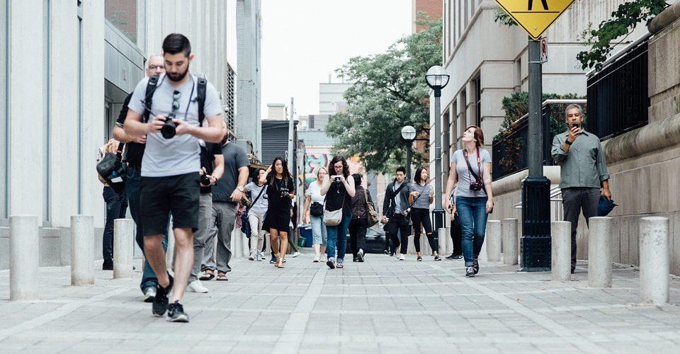 Lanza París estrategia de proyectos peatonales