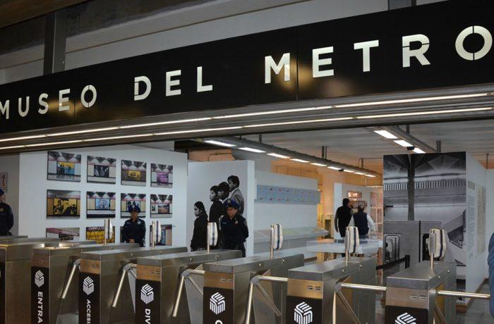 El metro de la CDMX ya tiene su propio museo