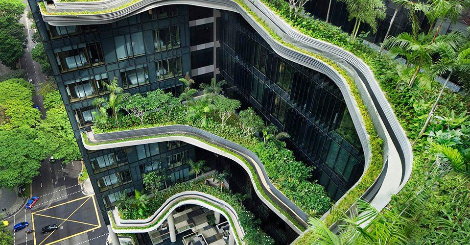 Top 5 de inmuebles verdes alrededor del mundo