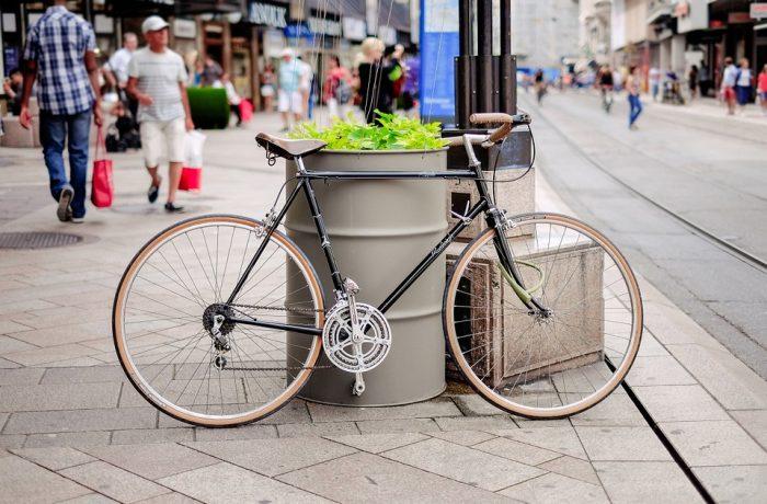 Retos de una ciudad peatonal y sobre ruedas