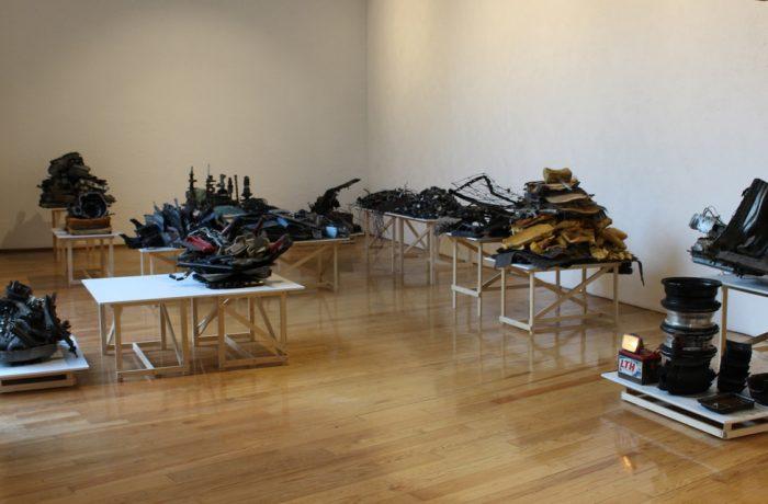 Exposiciones de arte en Museo Eco durante