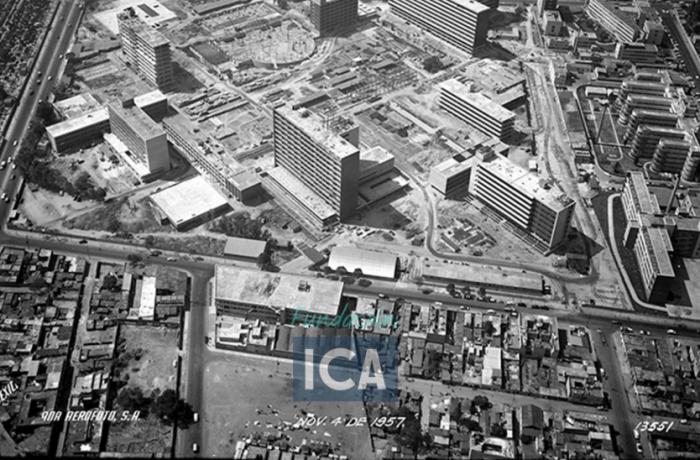 Transformación de zonas industriales