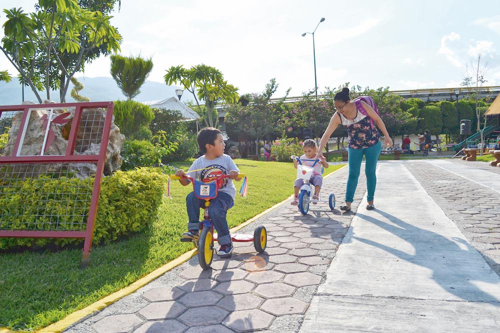 espacios publicos en mexico