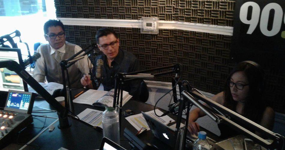 Revista City Manager presente en Ibero Radio