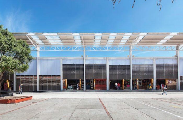 Innovar para reanimar mercado en Iztapalapa