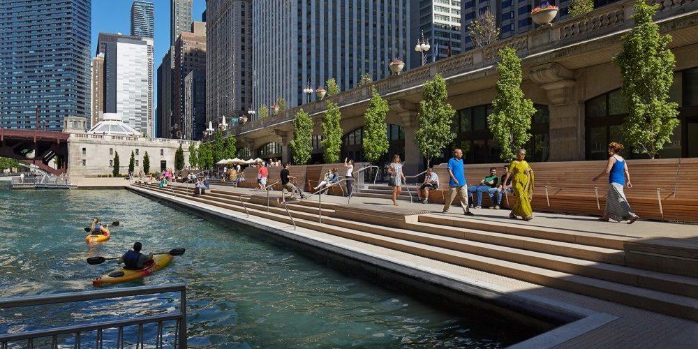 Conoce cómo estas ciudades están recuperando sus ríos como atractivos urbanos
