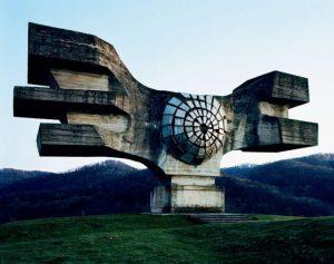 Monumentos de la Segunda Guerra Mundial - Antigua Yugoslavia