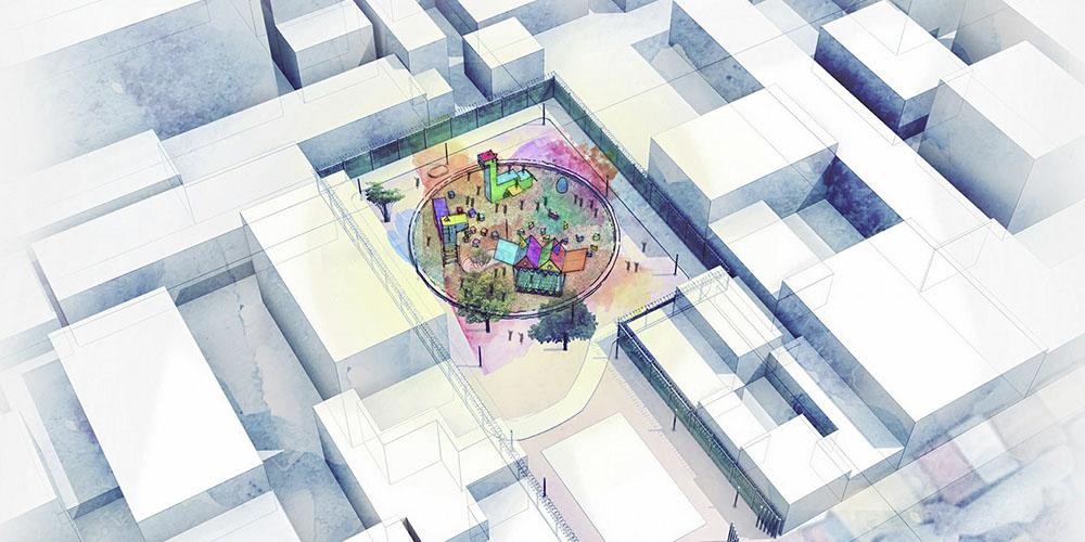 Juguetes Urbanos: el proyecto que busca reconciliar a la niñez con el espacio público