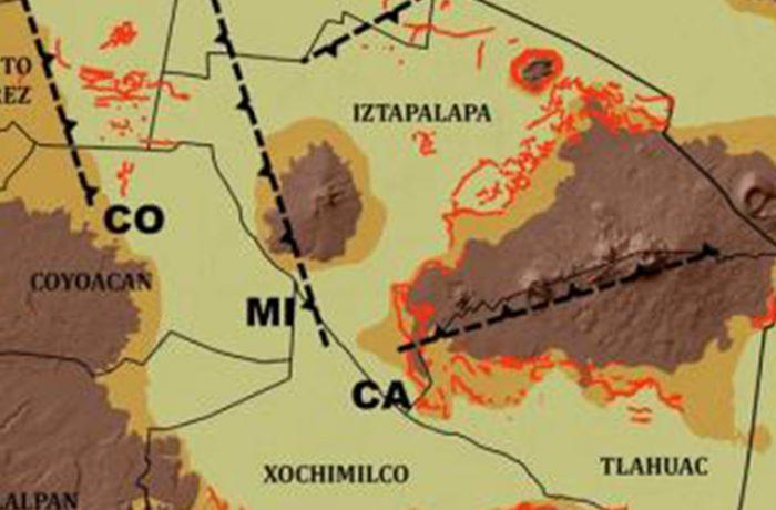 UNAM mapea fracturas en el suelo de la CDMX