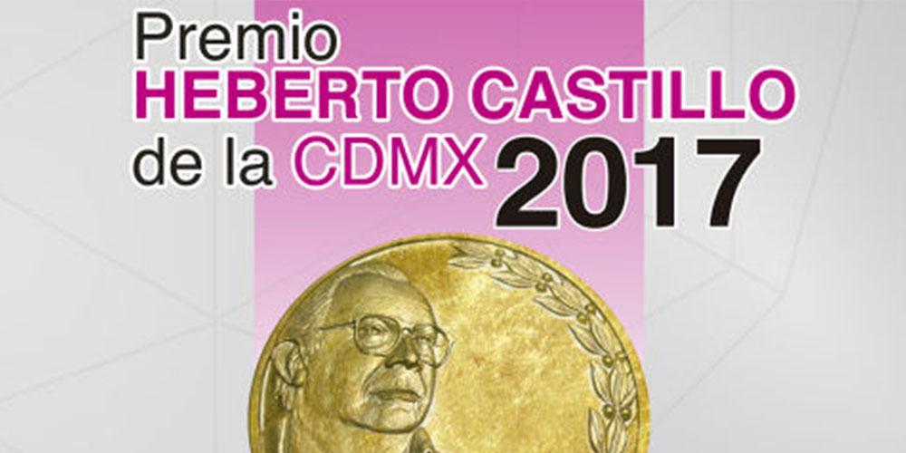 Anuncian al ganador del premio Heberto Castillo 2017, por una ciudad con ciencia