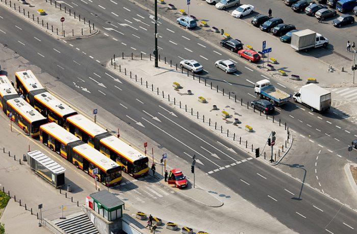 Las urbes con más tráfico en el mundo