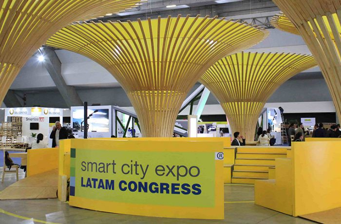 Congreso Smart City Expo Latam; por el desarrollo de mejores ciudades