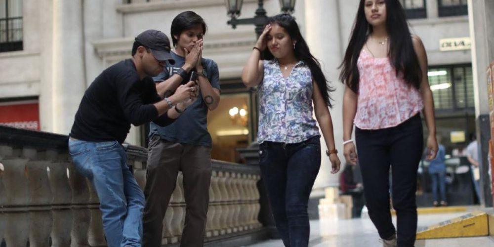 10 respuestas efectivas contra el acoso callejero