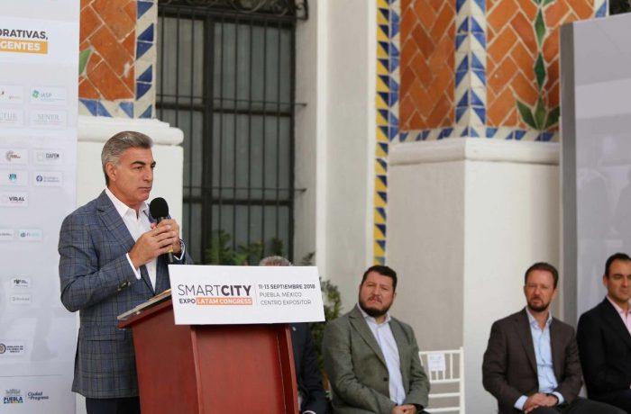 MÉXICO SERÁ SEDE DE LA CUMBRE INTERNACIONAL DE LAS SMART CITY EN LATINOAMÉRICA