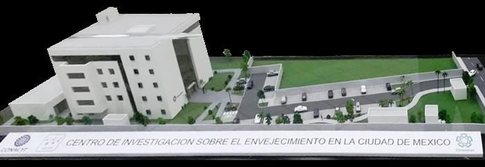 INICIAN CONSTRUCCIÓN DEL CENTRO DE INVESTIGACIÓN SOBRE ENVEJECIMIENTO