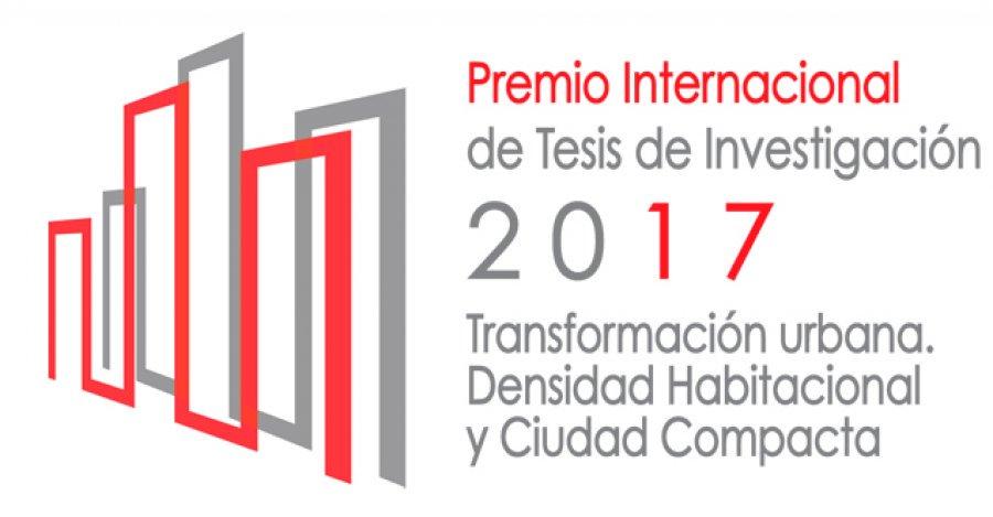 Premio Internacional de Tesis de Investigación 2017