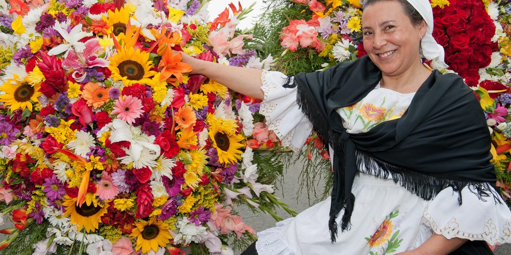 Feria de las flores en todo el mundo