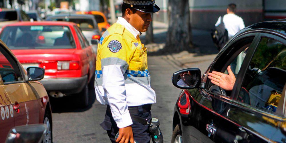 ¿Sabes cuánto cuesta una multa de tránsito en la Ciudad de México?