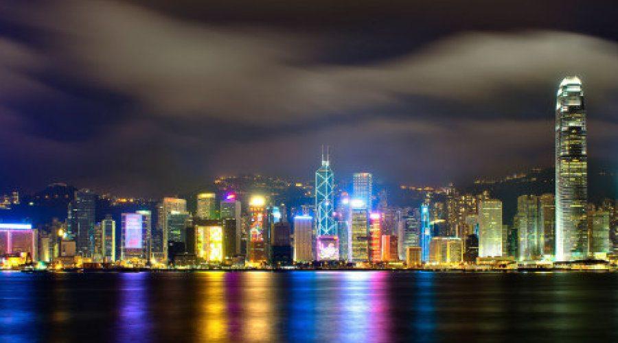 Las ciudades de noche