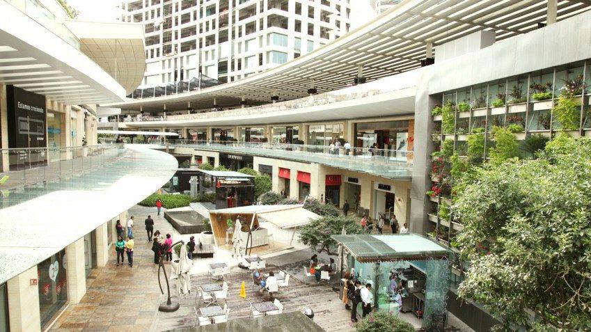 El boom de los centros comerciales en la CDMX