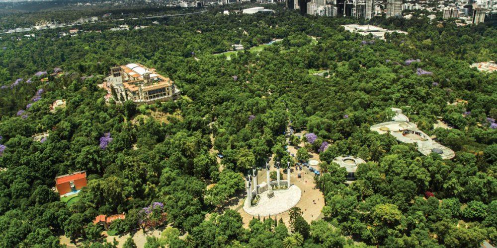 ¿Sabes cuántas áreas verdes naturales protegidas y de conservación ecológica existen en la Ciudad de México?