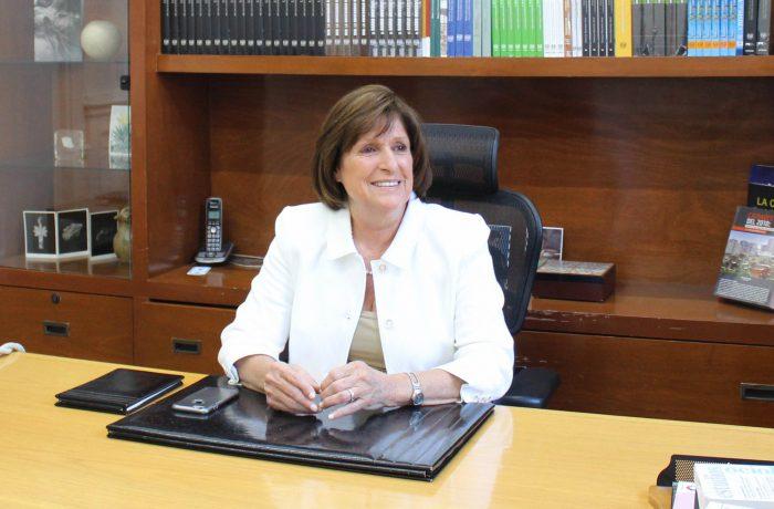 Dra. Alicia Ziccardi recibe el premio Heberto Castillo 2018. Por una Ciudad Con Ciencia