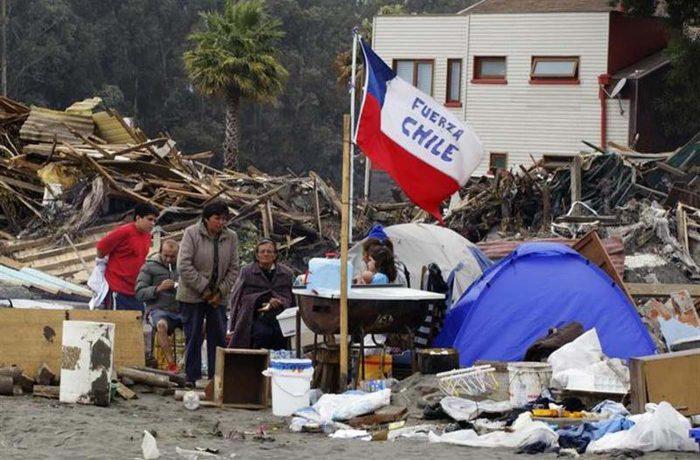 27F: Chile, un ejemplo de reconstrucción a través de la arquitectura comunitaria