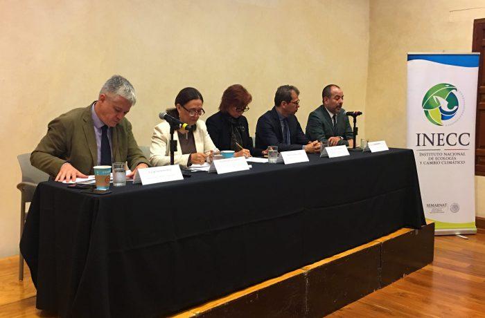 Se reúnen líderes, representantes internacionales y expertos académicos para enfrentar el cambio climático en México