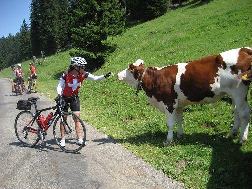 Suiza vota a favor de incluir la bicicleta en su Constitución