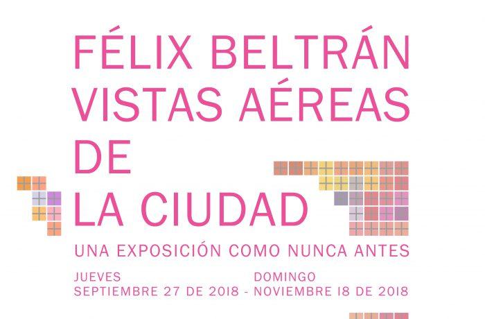 """Félix Beltrán inaugura la muestra """"Vistas aéreas de la ciudad"""""""