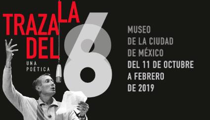 Muestra el Museo de la Ciudad de México La traza del 68. Una poética