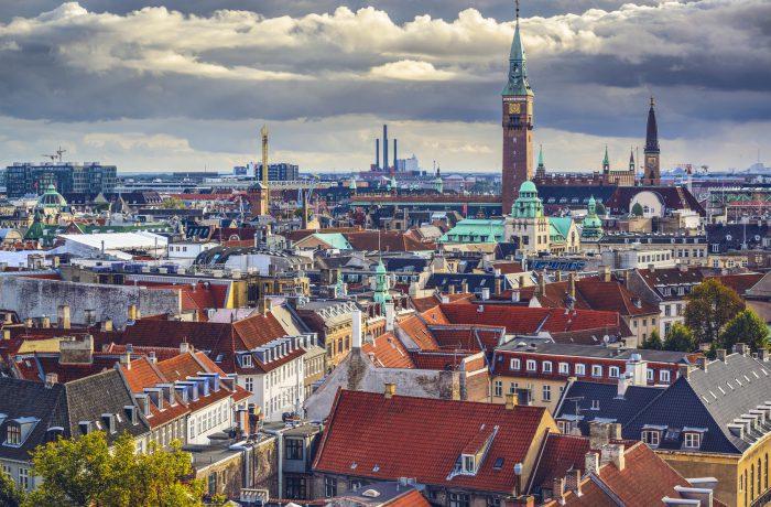 Copenhague. Foto Especial