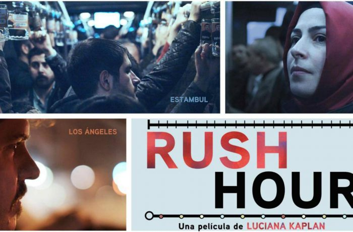 Documental Rush hour: retrato de la violencia en el transporte público