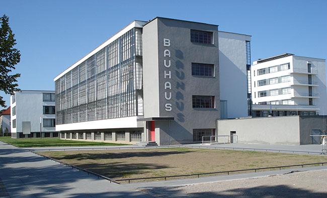 Alemania celebrará en 2019 el centenario de la fundación de la Bauhaus