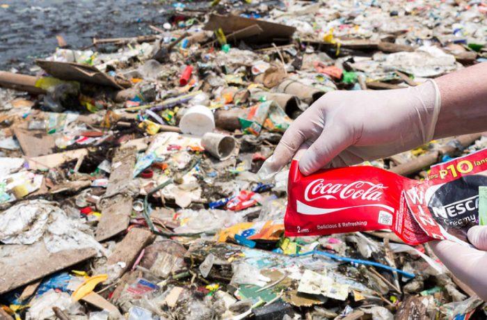 Coca-Cola, Pepsi y Nestlé los mayores aportadores de plástico basura en los océanos
