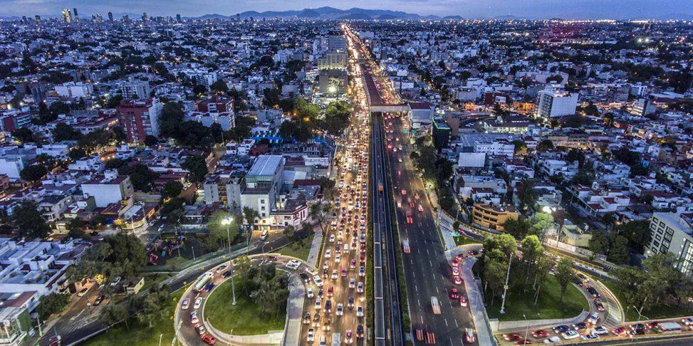 La Ciudad de México es considerada la peor metrópoli con tráfico en el mundo