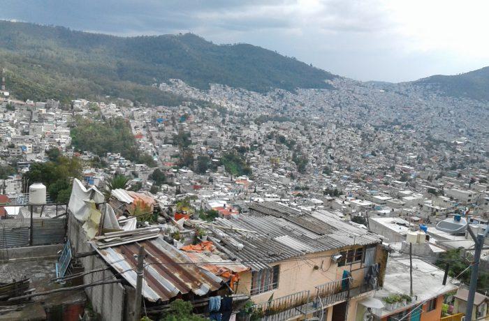 La expansión de la mancha urbana  y sus principales consecuencias