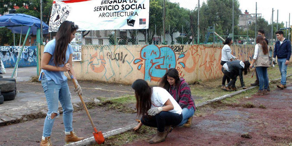 Firman convenio la UNAM y la SEDATU para el mejoramiento urbano