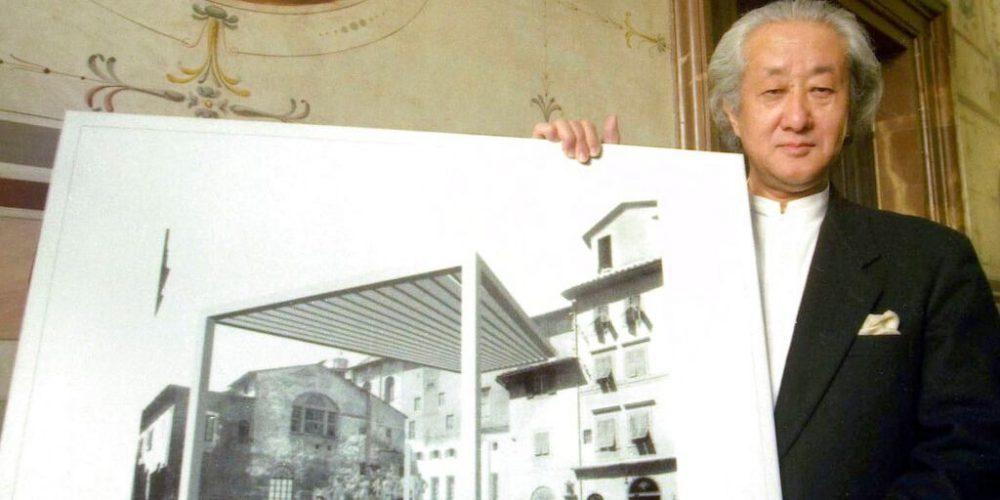 A sus 87 años, el japonés Arata Isozaki gana el Premio Pritzker 2019